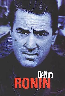 Ronin Advance Original Movie Poster Single Sided 27x40 inches