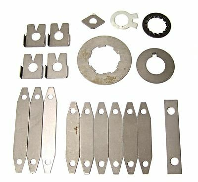 T150 A75 4 speed tab washer kit complete set Triumph Trident Triple Norman Hyde