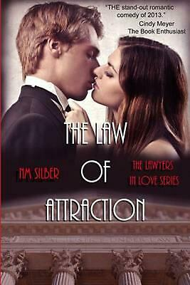 The Law of Attraction by N.M. Silber (English) Paperback Book Free Shipping!