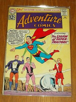 Adventure Comics #293 Vg/Fn (5.0) Dc Comics Superboy February 1962 Legion