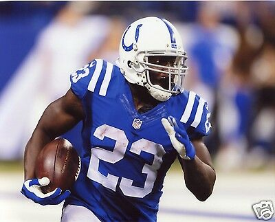 Frank Gore Indianapolis Colts 8X10 Sport Photo (Dd)