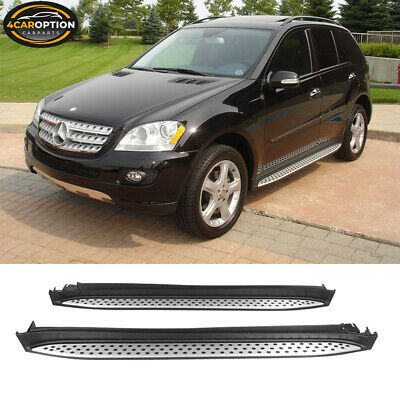 Fits Special Limited Time Deal! 06-11 MB Running Board Side Step Rail Nerf Bar