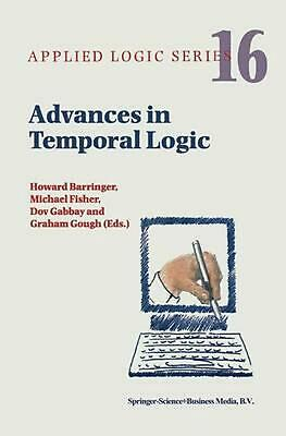 Advances in Temporal Logic (English) Paperback Book Free Shipping!