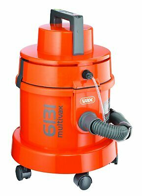 Vax 6131T NEW 3-in-1 Multivax Wet & Dry Vacuum and Carpet Washer RRP £159.99