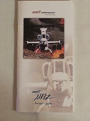 Bell Helicopter AH-1Z Pocket Guide NEW 64 Pages 2002 STYLE 3