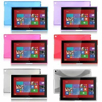 Silicone Case Guard for Nokia Lumia 2520 Tablet Cover Skin Protector New Top