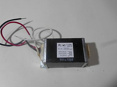 NEW ECL-B2 AutoTransformer 75VA / 60hZ (480v RED 240v Black 0v White)