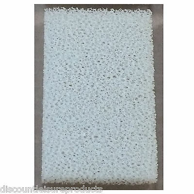 Compatible Replacement for FLUVAL 2 PLUS Filter Foam Sponge Media Pads