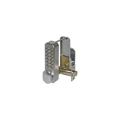 SBL310.S Securefast Push Button Lock-Sc With Holdback
