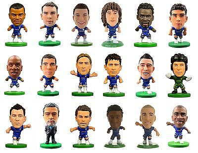 OFFICIAL FOOTBALL CLUB - CHELSEA F.C. SoccerStarz Figures (New Players Added