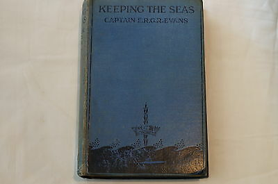 WW1 British RN Keeping the Seas Reference Book