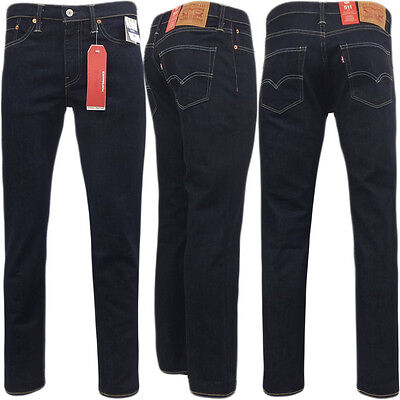 10112ad37 LEVI'S 511 SLIM fit Indigo blue men's jeans W30 L32 - EUR 29,31 ...