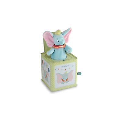 Officially Licensed Dumbo Jack In The Box