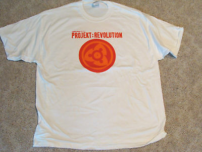 Linkin Park Presents PROJEKT REVOLUTION T-SHIRT XL