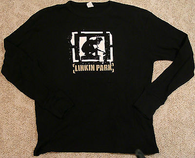 Linkin Park Thermal Premium Long Sleeve T-Shirt XL NEW Worldwide Shipping!