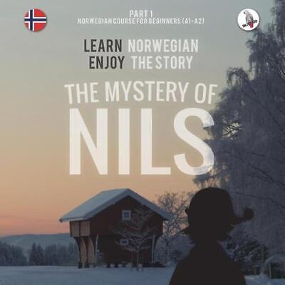 The Mystery of Nils. Part 1 - Norwegian Course for Beginners. Learn Norwegian -