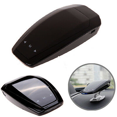 Car Radar Detector Anti-Police Voice Detection Alert LED For Car Speed Limited
