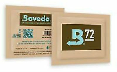 5 Boveda 72% 8gram Humipacks Factory Fresh Canada & International Buyers only!