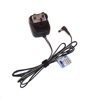 DVE DVR-0560UK-4114 5V 600mA UK Plug AC Adaptor