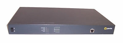 Perle IOLAN SCS8DC Version: 3.4 8-Port Secure Console Server without Rack Mounts