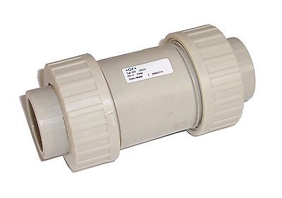 New Georg Fischer +GF+ Type 360 167360414 d32DN25 Ball Check Valve