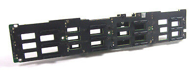 Dell U794K Powervault MD3220i 1x12 SAS Backplane - T966K W333K