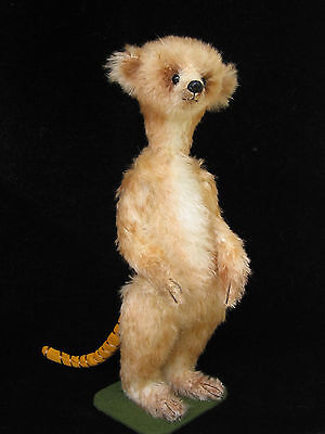 """MAISHA""- A CHEEKY LITTLE MEERKAT PATTERN by KYMPATTI BEARS AUST"