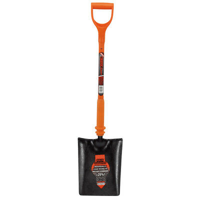 Draper Expert Taper Mouth Fully Insulated Contractor Shovel Solid Forged 1045mm