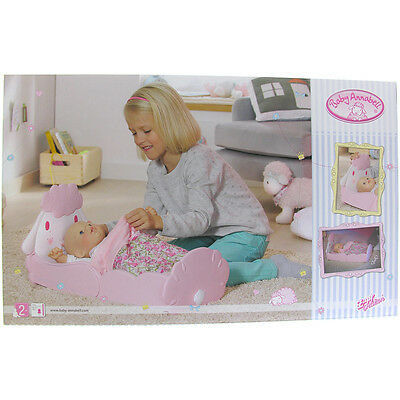 Baby Annabell Sheep Bed Dolls Bed Furniture NEW