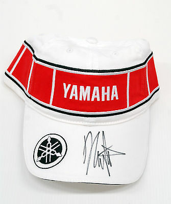 Kenny ROBERTS Signed Yamaha CAP Racing LEGEND Photo AFTAL COA Autograph