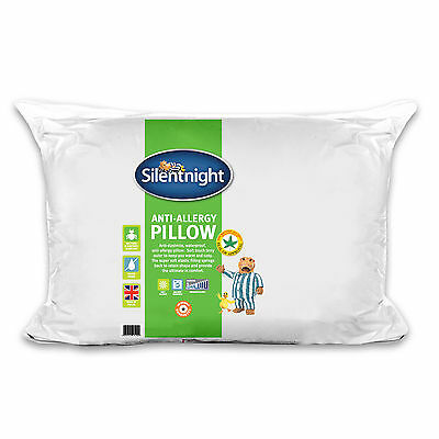 Silentnight  Anti Allergy Waterproof Pillow