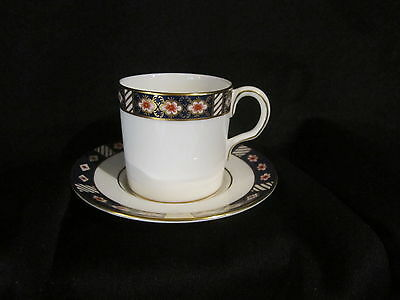 Royal Crown Derby KEDLESTON - Demitasse Cup & Saucer - BRAND NEW