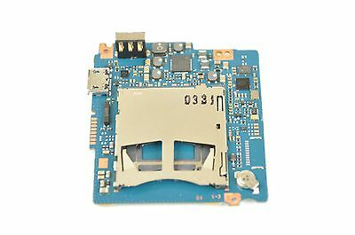 Samsung WB200 Main Board Sd Card Reader Assembly Repair Part DH6856