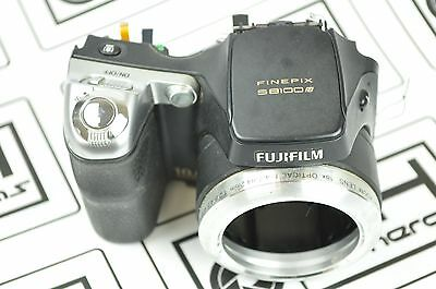 Fujifilm FinePix S8100 fd Front Cover Assembly Repair Part DH6851