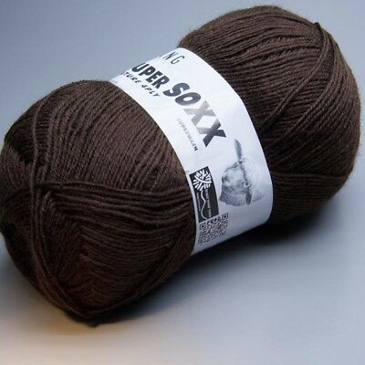Lang Yarns Super Soxx Nature 4Ply 0067 / 100g Sockenwolle (6.95 EUR pro 100 g)