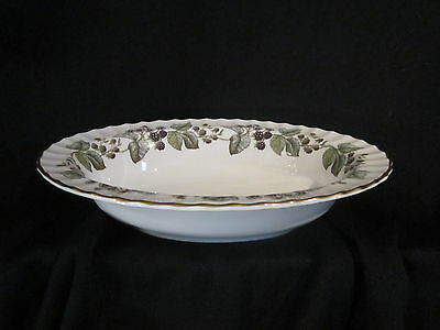 Royal Worcester - LAVINIA - Oval Vegetable Bowl - BRAND NEW