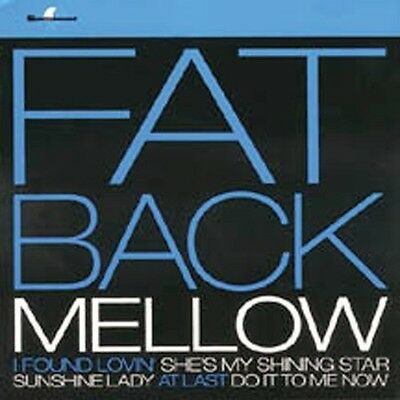 The Fatback Band - Mellow [New CD] UK - Import