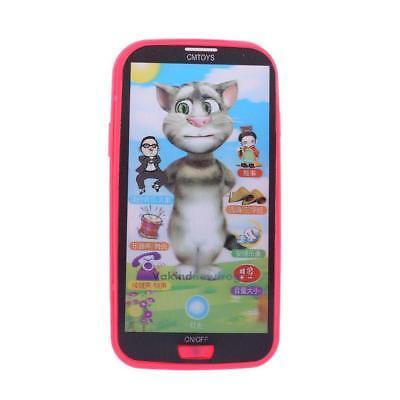Baby Kids Simulator Music Phone Touch Screen Kid Educational Learning Toy Gift V