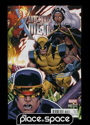 Uncanny X-Men, Vol. 3 #600J - Mcguinness Wrap Variant