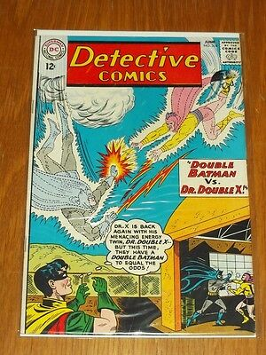 Detective Comics #316 Fn (6.0) Dc Comics Batman June 1963