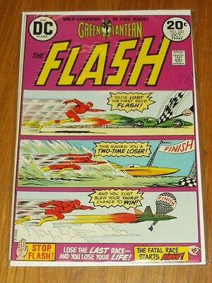 Flash #223 Vf (8.0) Dc Comics October 1973