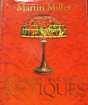 The Complete Guide To Antiques With Retail Prices: Martin Miller 2004 Hc/dj