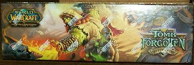 WORLD OF WARCRAFT TOMB OF THE FORGOTTEN AFTERMATH EPIC COLLECTION NIB #soct15
