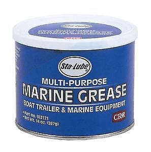 CRC Sta-Lube Marine Grease for Boat Trailer 14 oz. Can SL3121