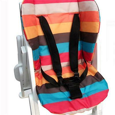 1Pc 5 Point Baby Harness Safety Stroller High Chair Pram Car Belt Strap Cover LA