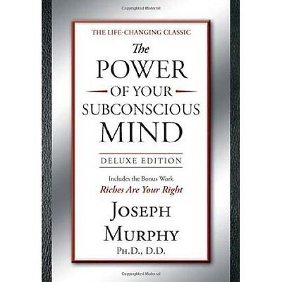 The Power of Your Subconscious Mind Deluxe Edition - Joseph Murphy NEW Hardcover