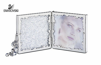 Swarovski Clear Crystal CRYSTALLINE PICTURE FRAME Small #918632