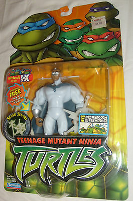 2004 *** Silver Sentry 2 *** Teenage Mutant Ninja Turtles Tmnt Action- & Spielfiguren
