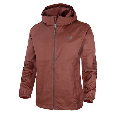The North Face Men Quest Jacke Herren Kapuzenjacke Shelljacke Red T0A8Azbdq
