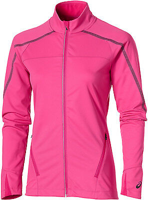 Asics Lite-Show Winter Ladies Insulated Windproof Lightweight Running Jacket